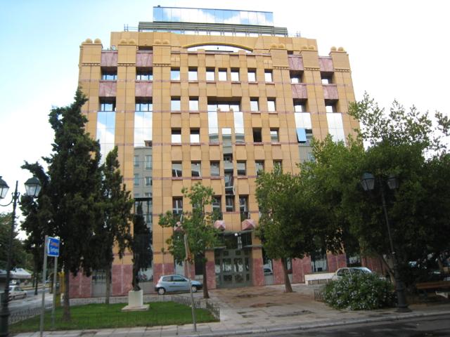 Εμπορικό κτίριο - Σύνταγμα - Αθήνα