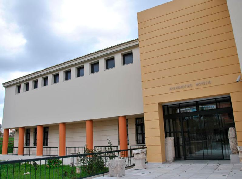 Το Αρχαιλογικό Μουσείο της Σάμου