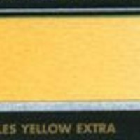 A313 Naples Yellow Extra/Κίτρινο Νάπολης - 1/2 πλάκα