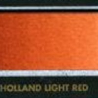 A340 Old Holland Light Red/Κόκκινο Ανοικτό - 1/2 πλάκα