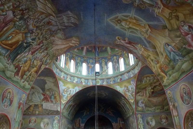 Η εκκλησία του Άγιου Γεωργίου Κυνοσάργους