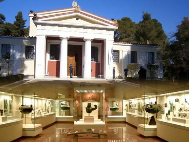 Το Αρχαιολογικό Μουσείο της Ολυμπίας